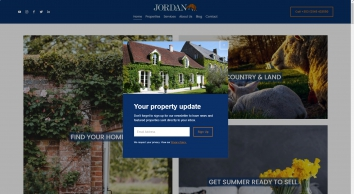 Paddy Jordan T/A Jordan Auctioneers Ltd , Co Kildare