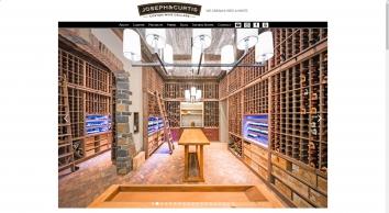 Joseph and Curtis Custom Wine Cellars