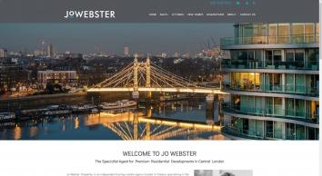 Jo Webster Properties Ltd, London