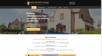 Joyce Property Services Ltd