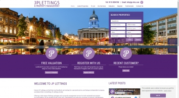 JP Lettings, Nottingham