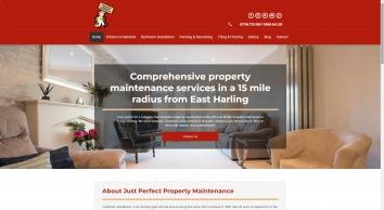 Just Perfect Property Maintenance