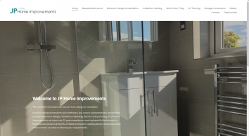 Bathroom Designs & Installation | Tamworth | JP Home Improvements