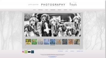 John Potter Landscape Stock Photography
