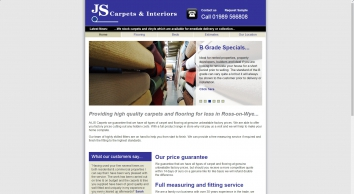JS Carpets and Interiors - Quality Carpets in Ross-on-Wye
