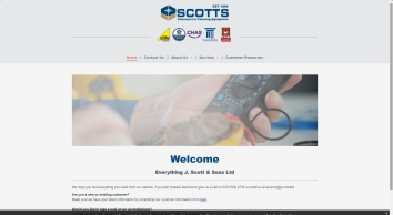 J Scott & Sons Ltd