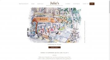 Julies Restaurant & Bar