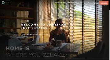 Jumeirah Golf Estates | Dubai luxury homes and leisure facilities
