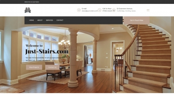 Just-Stairs.com - Makers and installers of bespoke stairs to the trade and public