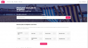 Just Brighton Jobs
