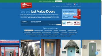 Just Value Doors