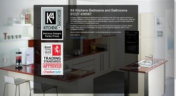 K4 Kitchens Bedrooms and Bathrooms