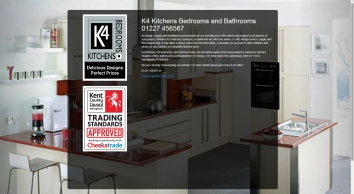 K4 Kitchens Bedrooms and Bathrooms
