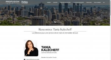 Tania Kalecheff