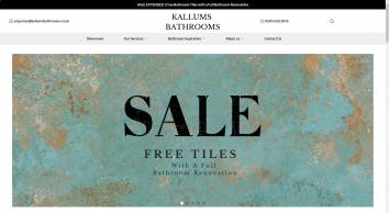 Kallums Bathrooms
