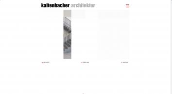 kaltenbacher ARCHITEKTUR zt-gmbh