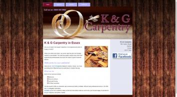 K & G Carpentry