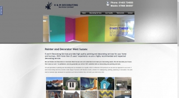 K & M Decorating Services Ltd