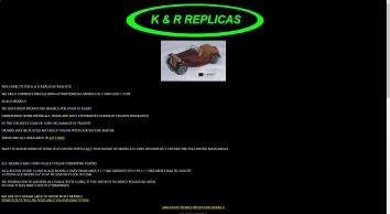 K & R Replicas
