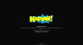 Kapow Gifts - No.1 for Retro Gifts - Movie, Music and TV Gifts!