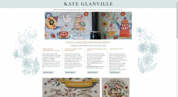 Kate Glanville Tiles