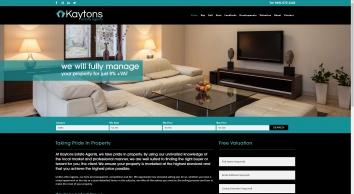 Kaytons Estate Agents, Manchester