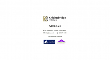 Knightsbridge Estates