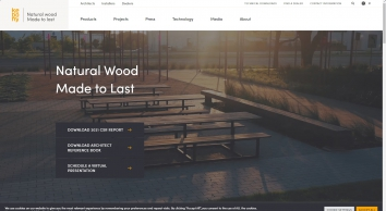 Kebony   Beauty and Performance in Wood