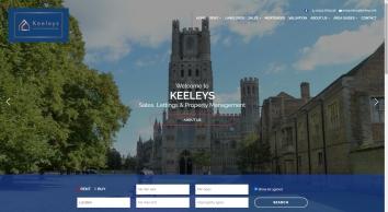 Keeleys, Ely - Sales