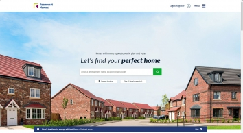 Keepmoat Homes   New Homes for Sale