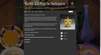 Keith Richards Antiques
