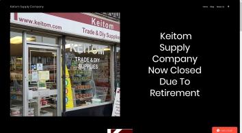 Home | Keitom Supply Company
