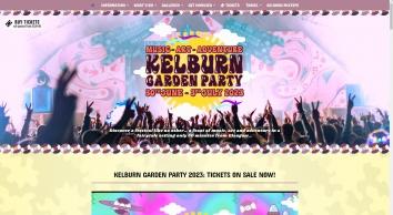 Kelburn Garden Party