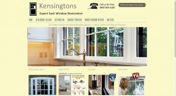 Kensington Sash Windows