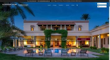 Kensington Luxury Properties Sarl, Marrakech