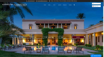 Kensington Morocco: Luxury Villas In Marrakech For Sale & Rental