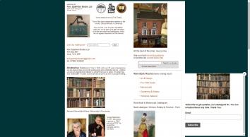 Ken Spelman Books & Manuscripts