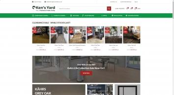 Doors, Flooring & VELUX Windows | Kens Yard