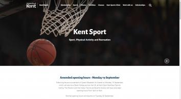 University Of Kent Sports Centre