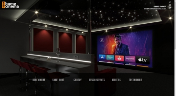 Kent Home Cinema, Tunbridge Wells
