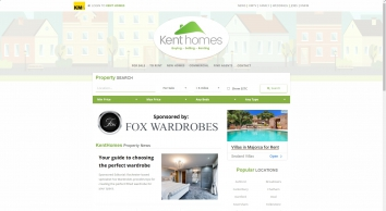 Houses to Rent and Property for Sale in Kent and Medway