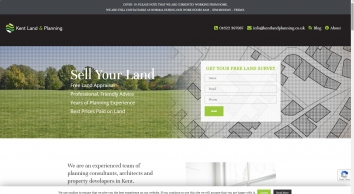 Kent Land & Planning - Planning Consultant and Property Developer