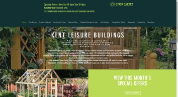Kent Leisure Buildings