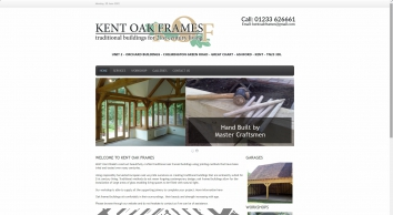 Kent Oak Frames