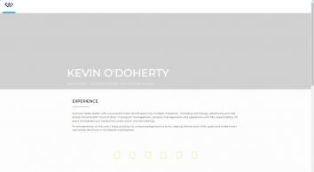 Kevin O\'Doherty - Kevin O\'Doherty