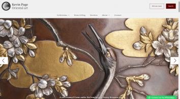 Kevin Page Oriental Art Ltd