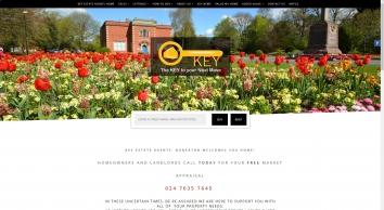 Key Estate Agents | Nuneaton | Bedworth | Estate Agents