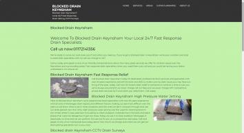 Blocked Drain Keynsham - 24/7 Fast Response Drain Specialists