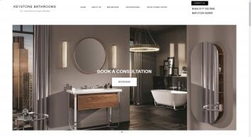 Keystone Bathrooms | Bespoke Bathroom Design And Supply