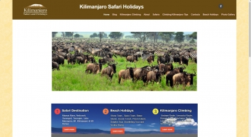 Kilimanjaro Safari Holidays